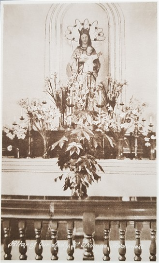 Photo:Altar of Our Lady