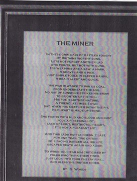 Photo: Illustrative image for the 'The Miner' page